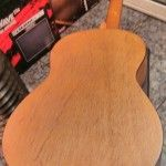 MusicAlex Instruments-Guitarra Yamaha C-30M -Back