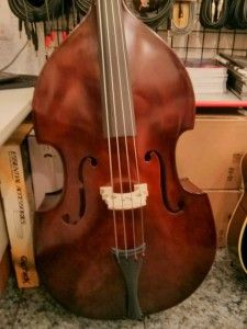 Musicalex Instruments contrabaix