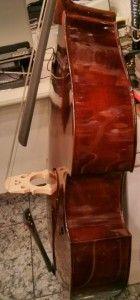 Musicalex Instruments contrabaix -side