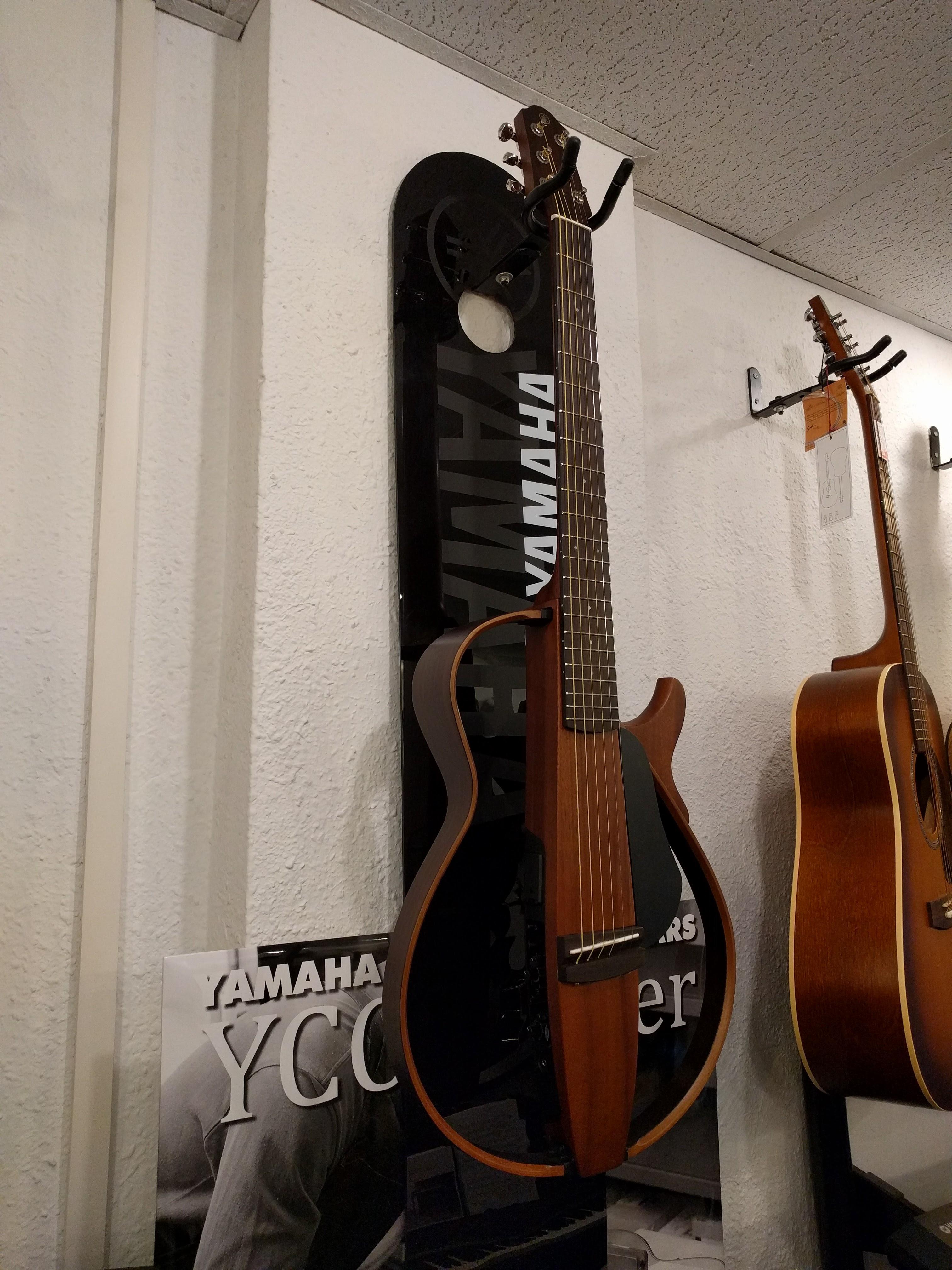 Yamaha silent guitar slg 200n nylon strings for Yamaha music school los angeles