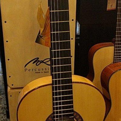 Guitarra Flaménca Manuel Rodríguez Mod FF Sabicas