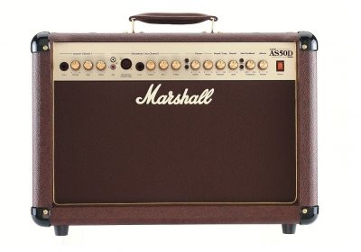 musicalex com Marshall Acoustic AS50D Front