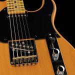 musicalexbarcelona G&L Tribute Asat Classic Blonde bridge
