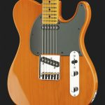 musicalexbarcelona G&L Tribute Asat Classic Blonde front body