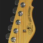 musicalexbarcelona G&L Tribute Asat Classic Blues Boy Semi Hollow Blonde pala