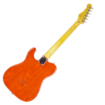 musicalexbarcelona.com G&L Tribute Asat Classic Clear Orange Back