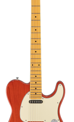 musicalexbarcelona.com G&L Tribute Asat Classic Clear Orange-II