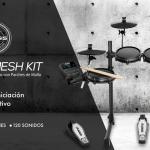 Alesis Turbo Mesh Kit II