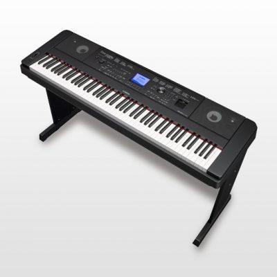DGX-660 BL musicalexbarcelona