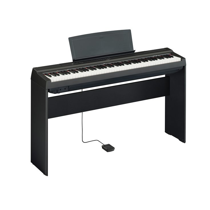 P-125 BL musicalexbarcelona-com with music-stand