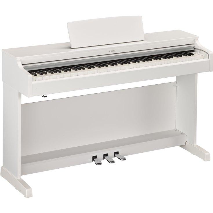 YDP-163 WH musicalexbarcelona - side