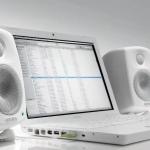 Monitor Estudio Genelec 8010A-WH Pareja